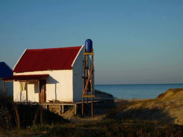 Rancho Mandala, Little house on the beach