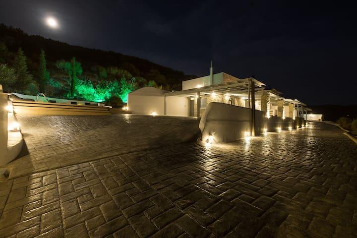 Paros Nereids Villas  Thetis with Private Pool