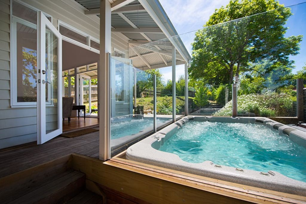 Sade's Daylesford - Swim Spa/Plunge Pool