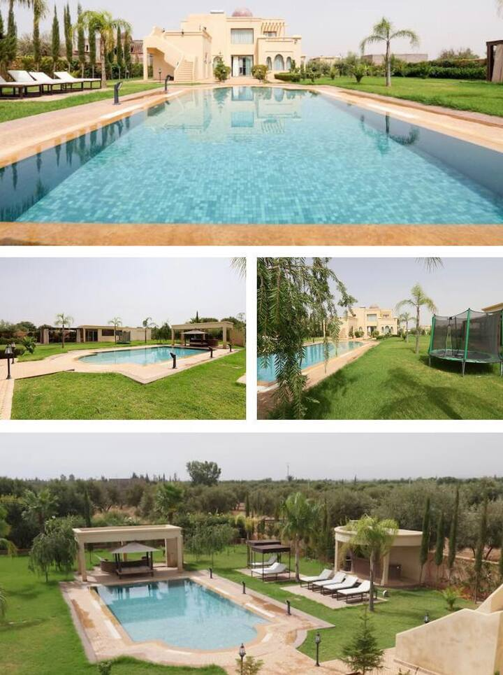 Évasion marrakech
