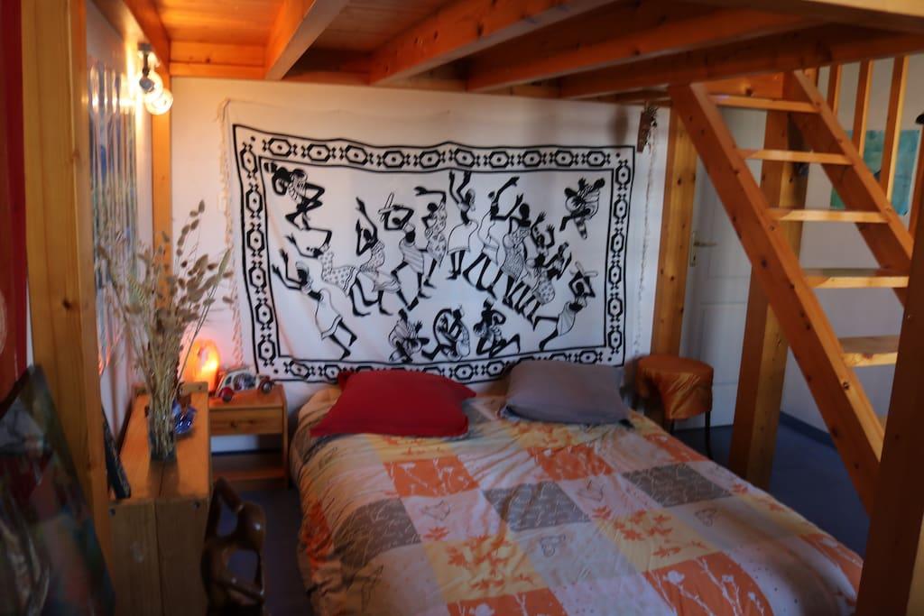 Nantes rez chambre mezanine chambres d 39 h tes for Chambre hote nantes