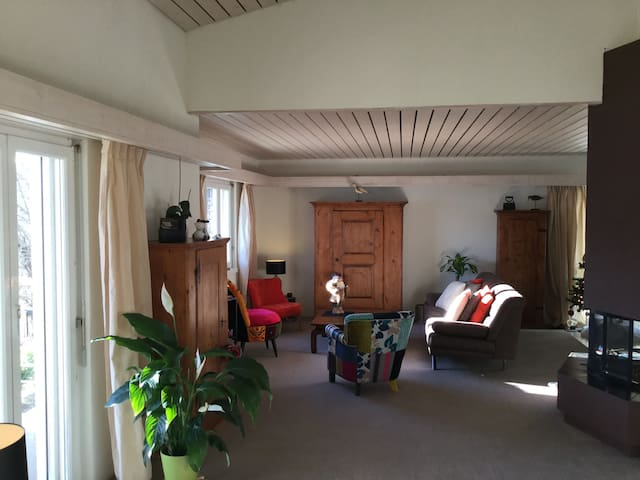 "La Maison Food & Room ""Crans"" - Crans-Montana - Bed & Breakfast"