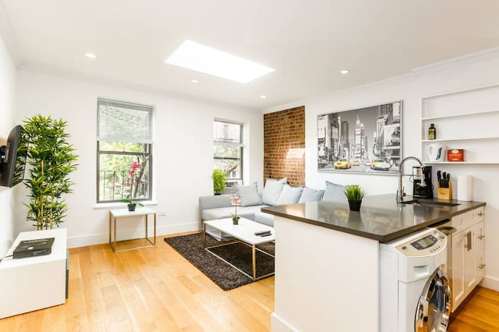 Airy and Beautiful East Village 2BR Apt