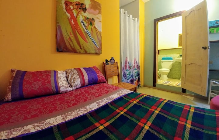 Montañita cozy fully equipped apartment A/C, Wifi