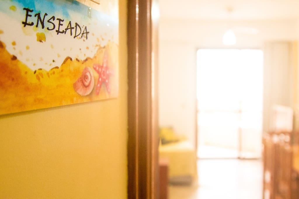 Bem vindos ao apartamento Enseada!