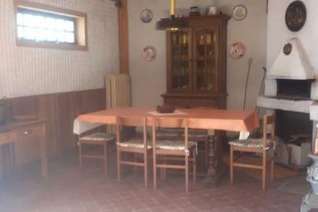 casa indipendente 25 minuti mare - Pontinvrea
