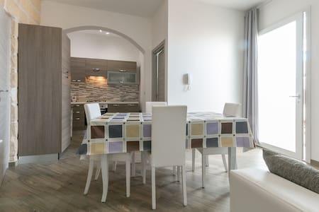 Porto Cesareo app. nuovo 50 m mare - Torre Lapillo