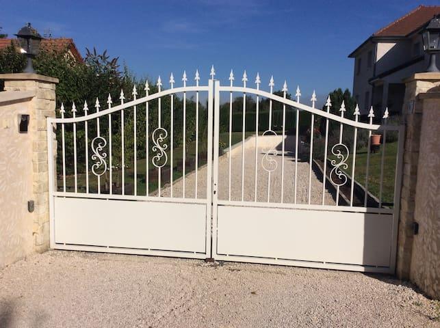 La maison familiale - Blaisy-Bas