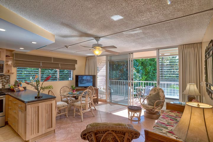 Kihei Kai Nani - Steps away from Kamaole Beach!