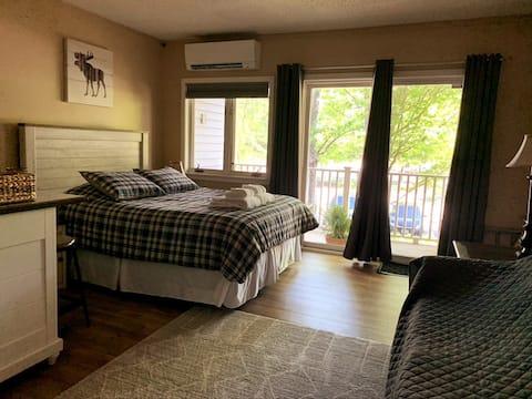 Studio Condo in Hotel Resort at Loon Mountain
