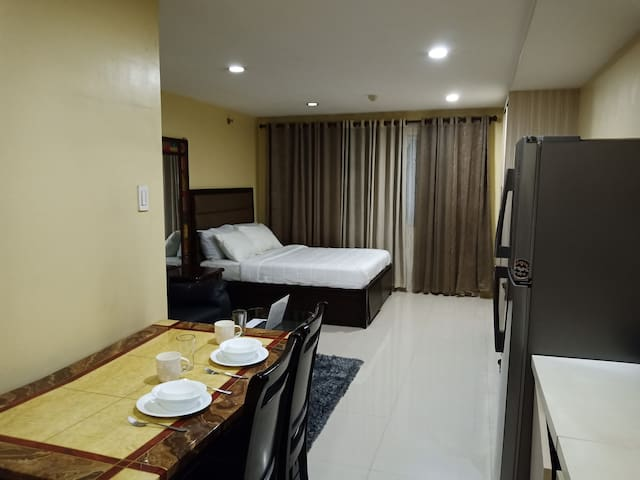 Amy's Place 3 @ Megatower Residences, Baguio City