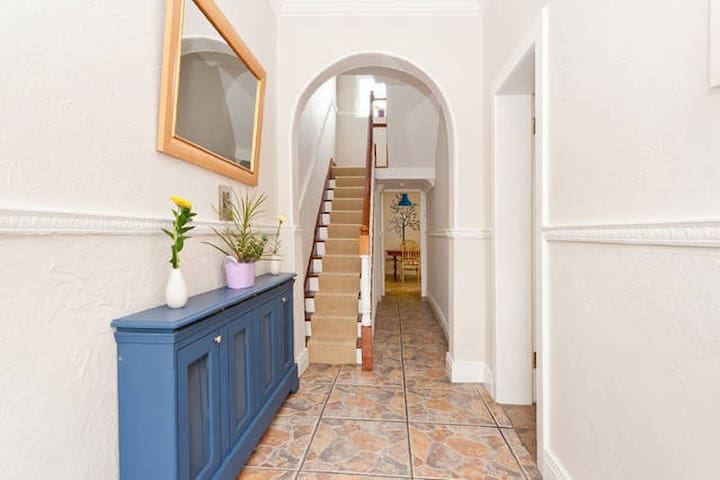 Charming hse, close to city centre. Free Parking. - Dublin - House