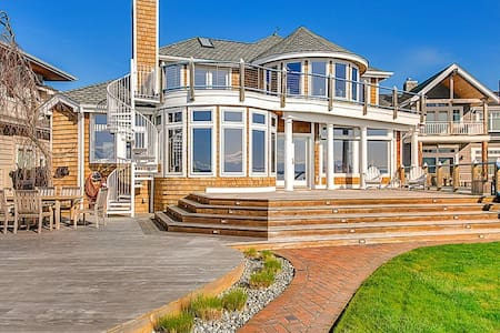 Whidbey Island Beach House - Σπίτι
