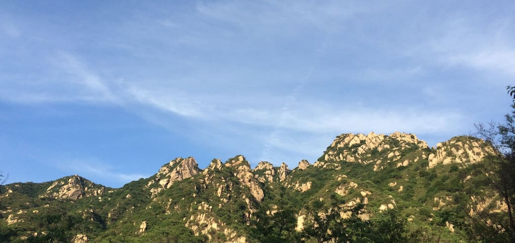 Banshan Resort with Great Wall view #7