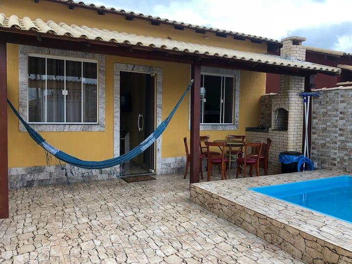 Casa de Praia - Condomínio Terra Mar