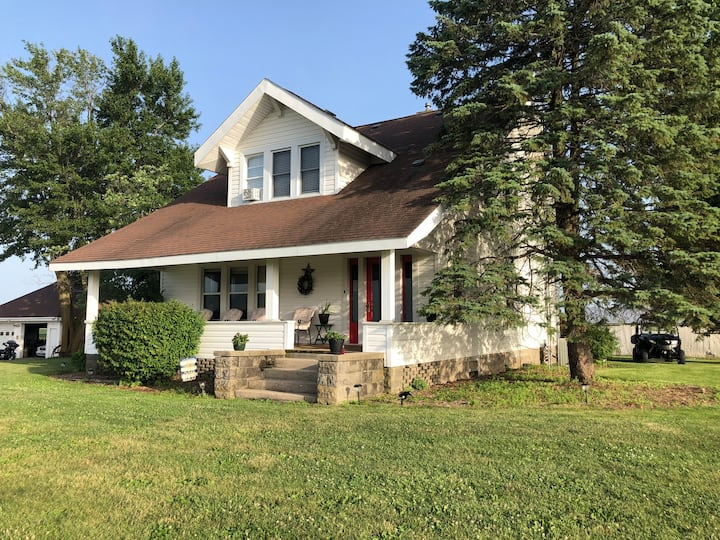 Pike County Farm House (Upper Level Only)