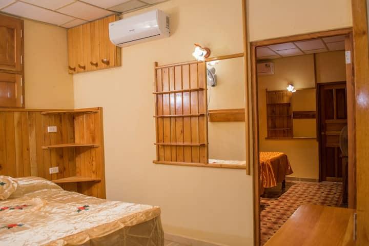 Habitación familiar en Hostal El Gallo