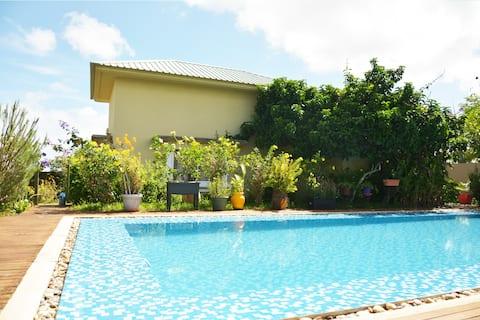 Casă confortabilă și relaxantă în complexul Bon Espoir