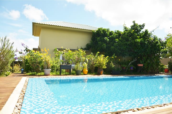 Cozy and relaxing House in Bon Espoir Compound