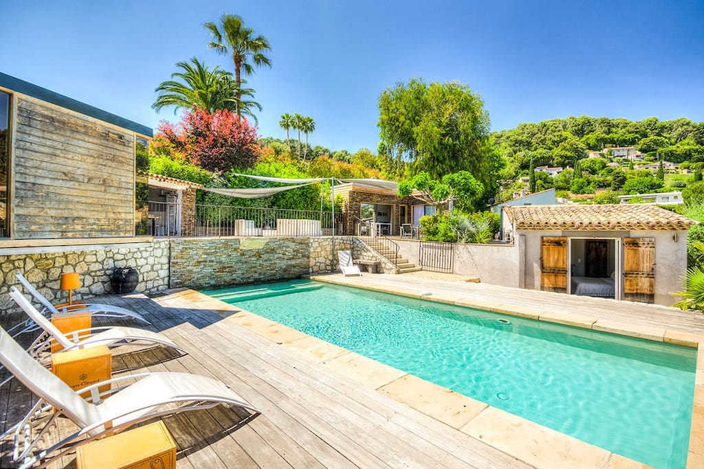 Dream house villa de r ve st paul de vence villas for Reve dream homes
