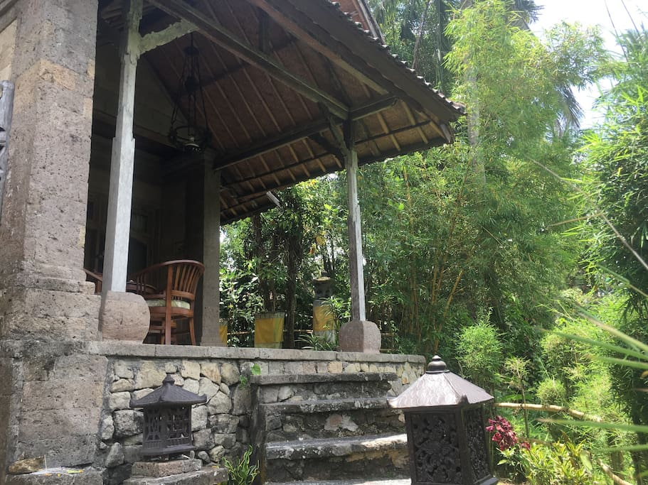 your home in Ubud, Bali