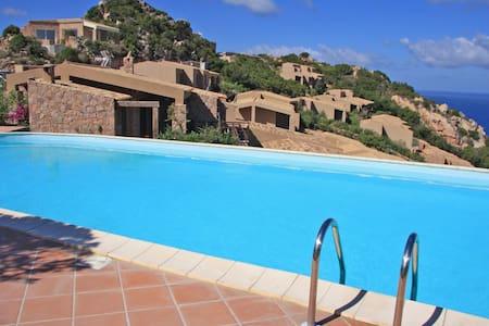 Villa Borgo Dei Fiori - Costa Paradiso - Villa