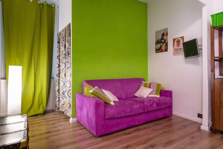 l'accogliente cuore di genova - Genoa - Apartment