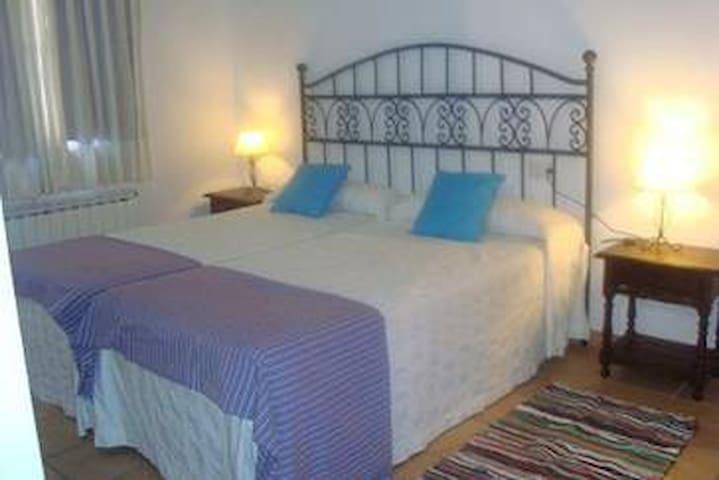 """Apartamento con encanto """"El Endrinal"""" 1º IZDA. - Bronchales - Apartamento"""
