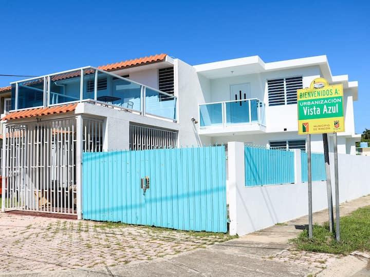 Beach walking distance• De Orilla apartment