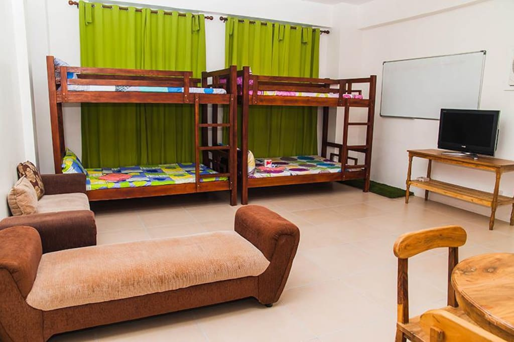 group room for friends, family or for corporate