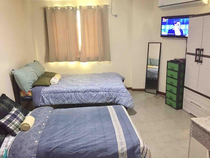Luistro's  studio Apartment