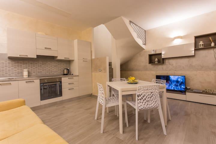 Bilocale Ninfea LM House Lonato del Garda - Lonato - Apartment