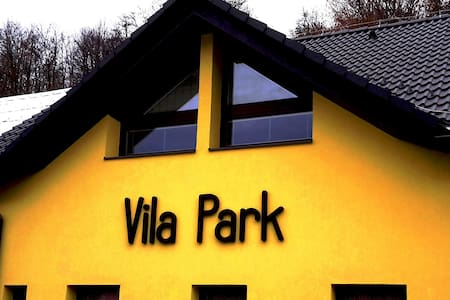 Villa Park accommodation in Vyhne - Žarnovica