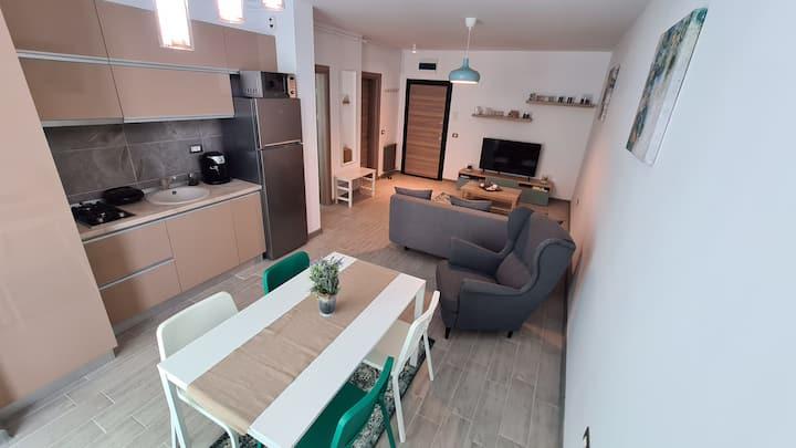 Derya Apartament Alezzi Beach Resort