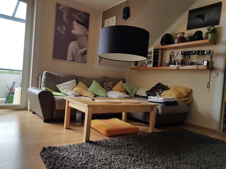 2 Zimmer Wohnung in zentraler Lage in Köln