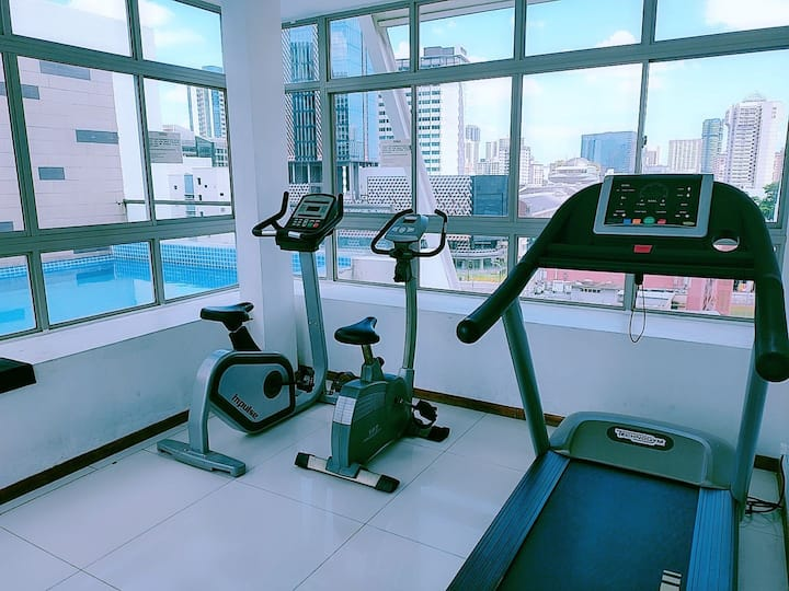 City 2 BR Penthouse in Little India, MRT (S3)