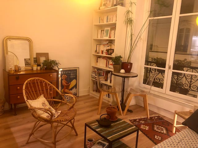 Cozy apartment Paris 11
