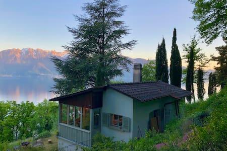 Lavaux Lodge > petit coin de paradis et vue unique
