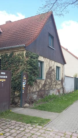 AM ELBE- Saale-Radwanderweg - Breitenhagen - Bed & Breakfast