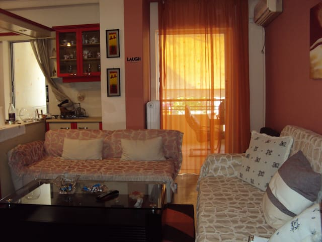 A nice flat in Athens center