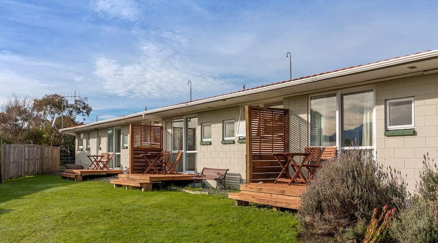 2 bedroom family apartment - Kaikoura