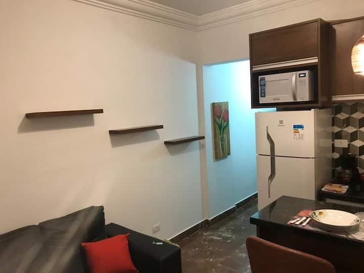 Studio de Luxo no Centro de Curitiba - Completo