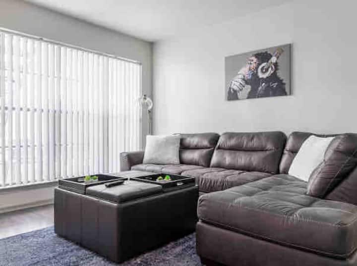Luxury upscale neighborhood five star