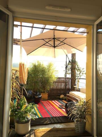 Appartement 2 pièces tout confort - Floirac - Lägenhet