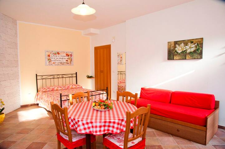 MONOLOCALE GEMINIANUM - Ugento - Appartement