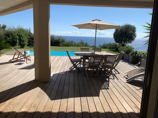 Villa Sopravento, le Cap Corse 5*