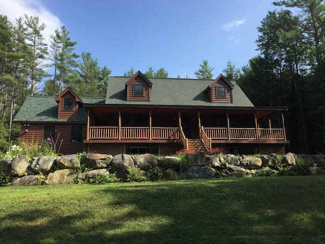 Adirondack Vacation House