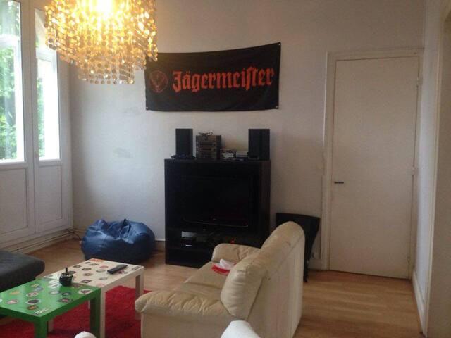 Appartement 150m2  Lille Centre - Lille - Apartamento