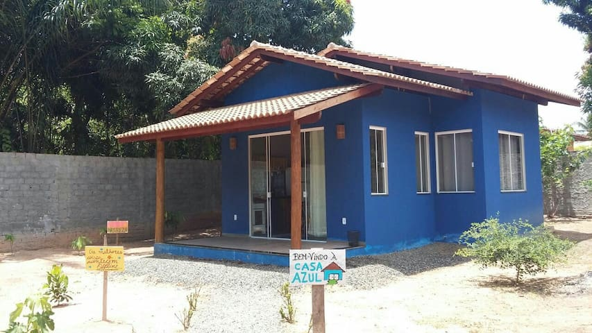 Casa na Praia de Saquaíra - Península de Maraú/BA