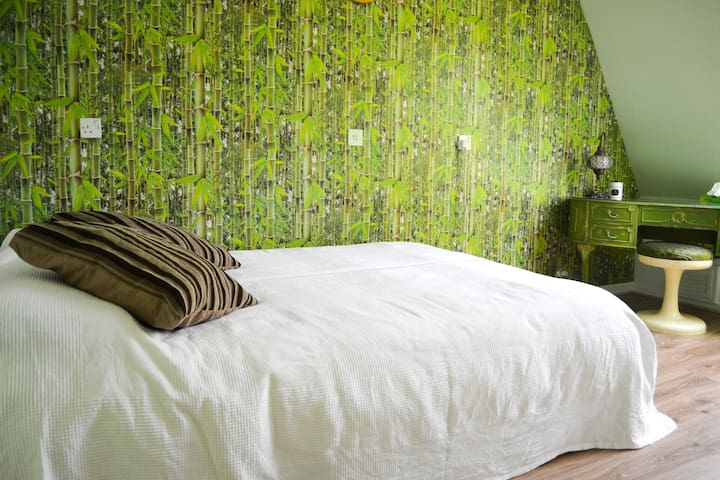 Spacious double Room with PARKING! - London - Wohnung